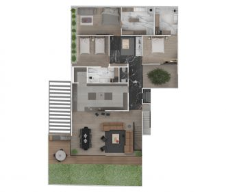 Deck polanco, id 5676469, no 1, plano de pb01, 1457