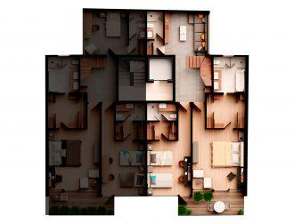 Ibsen 114, id 6291384, no 1, plano de pent house 1, 1572