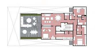 Sierra gorda, id 7598154, no 1, plano de pent house, 2302