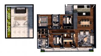 Residencial adolfo prieto 805, id 7629470, no 1, plano de ph master 401, 2322
