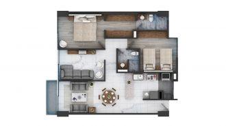 Blank living, id 8268357, no 1, plano de rebel, 2685
