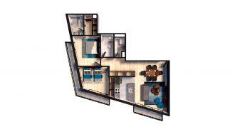 Mitla 390, id 9346365, no 1, plano de sunshine house 302, 3169