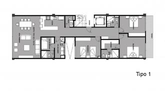 Arquímedes 138, id 6774614, no 1, plano de tipo 1, 2022