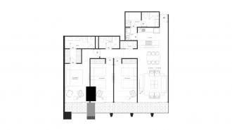 Espacio condesa, id 5814558, no 1, plano de tipo f1, 1474