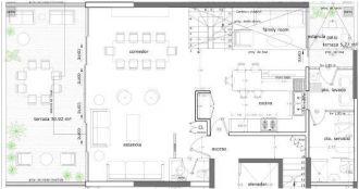 Seneca 335, id 2576364, no 1, plano de town house 1 , 787