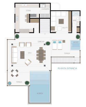 Manai, id 1519068, no 1, plano de villa 9, 302