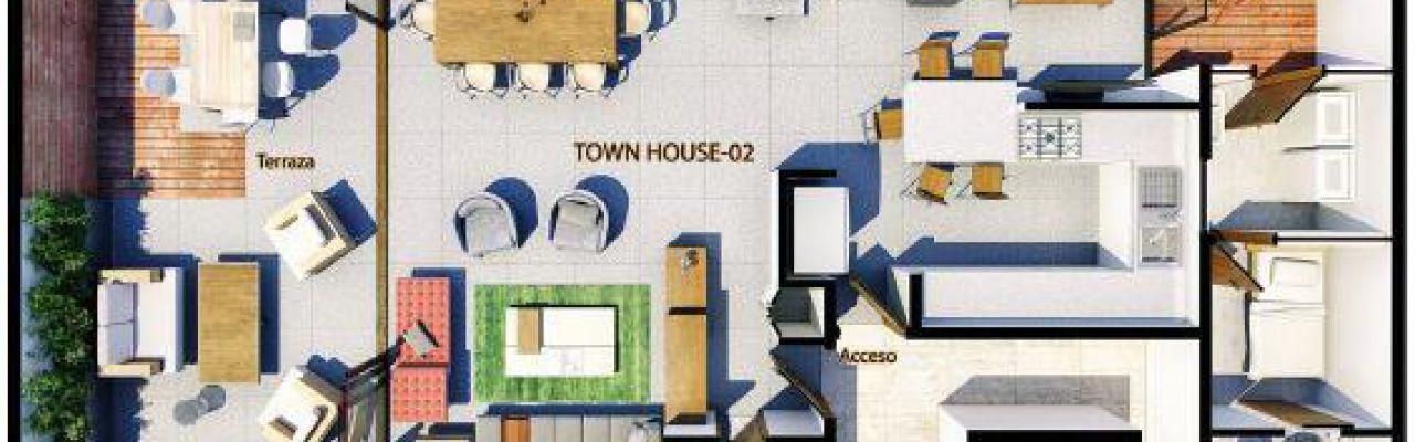 Seneca 335, id 2576364, no 1, town house 1 , 787